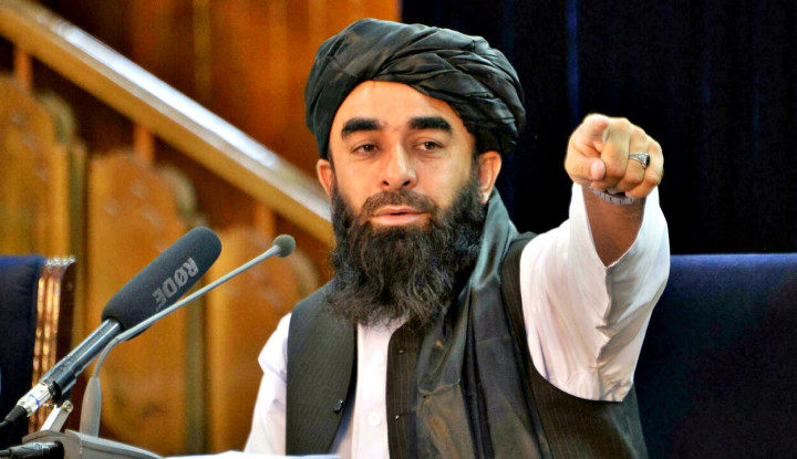 Pede, Taliban Sebut ISIS Sama Sekali Bukan Sebuah Ancaman karena...