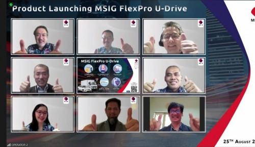 MSIG Hadirkan Asuransi Kendaraan Bermotor dengan Layanan Telematika Canggih