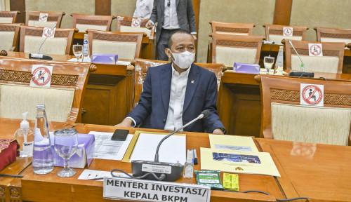 Menteri Bahlil Beberkan Tugas dari Jokowi Terkait Investasi di Indonesia
