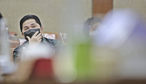 Erick Thohir Disebut-sebut Super Minister