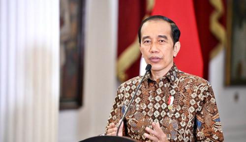 Tak Disangka Tak Diduga, Jokowi Ngerespons Teriakan BEM SI: Terima Kasih, Ternyata Masih Hidup