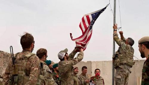 Alert! China Ambil Alih Pangkalan Militer Amerika di Afghanistan?