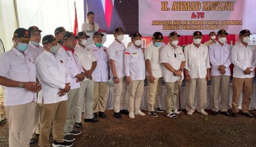 Eng-Ing-Eng, Lampung Sudah Meletup! Prabowo Subianto Capres 2024! Kita Harus Menang..