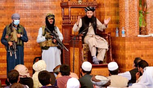 Sambung Komunikasi, Uni Eropa Minta Taliban Jangan Bikin Afghanistan Surga Teroris