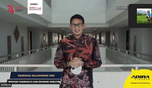 Gandeng Kemenparekraf, Adira Finance Kembali Gelar Festival Kreatif Lokal 2021