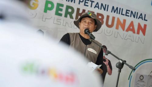 Wakil Gubernur Jabar Luncurkan Rintisan Usaha Petani Milenial Bidang Perkebunan