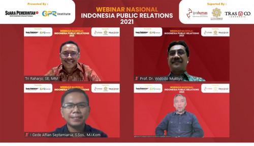 PR Jadi Jembatan Komunikasi antara Instansi dan Masyarakat