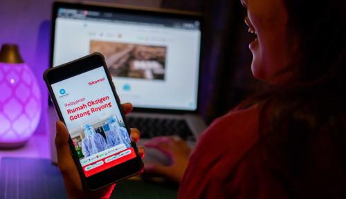 Telkomsel Dukung Operasional Rumah Oksigen Gotong Royong Bantu Penanganan Pandemi COVID-19