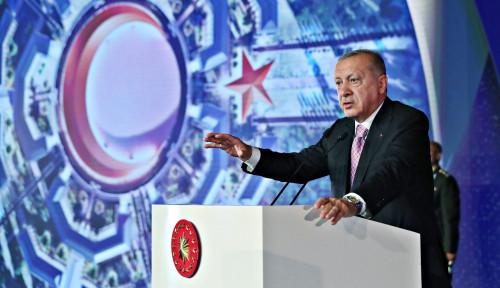 Erdogan Mungkin Tingkatkan Kerja Sama Ekonomi dengan Amerika