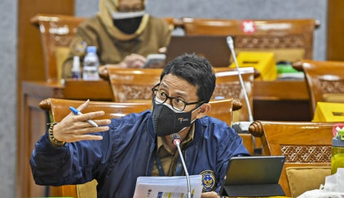 Kembangkan Ekonomi Kreatif di DKI, Sandi Harap Jakarta Utara jadi Ikon Baru