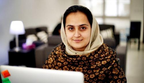 Salut! Kurang dari 100 Jurnalis Perempuan di Kabul Masih Bekerja Secara Resmi