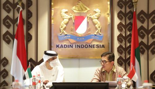 Delegasi UEA Sambangi Kadin Indonesia, Bahas Peluang Pengembagan UMKM
