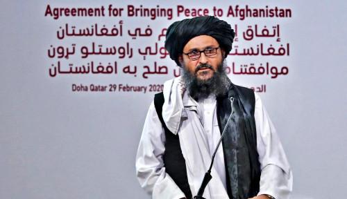 Majalah Time Masukkan Nama Abdul Ghani Baradar sebagai Orang Paling Berpengaruh di Dunia