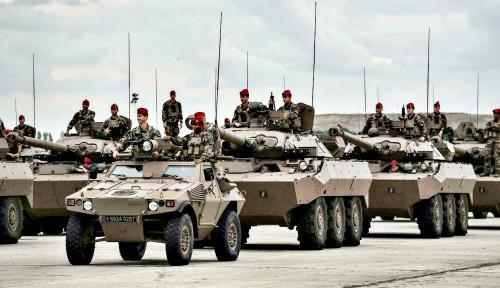 Benua Biru Ketar-Ketir! Proposal buat Tentara Uni Eropa Muncul Lagi Setelah Penarikan Afghanistan