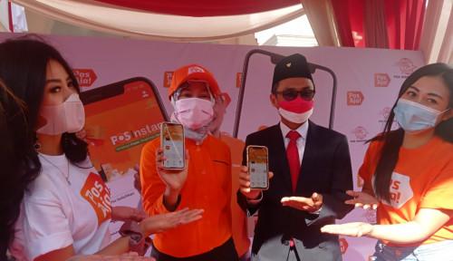 Pos Indonesia Rilis O-Ranger Mawar untuk Perkuat Layanan Pos Aja!