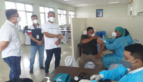 Group Astra Medan Laksanakan Vaksinasi Gotong Royong ke-II