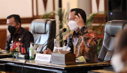 Kasus Sembuh Melonjak, Mendagri: Kepala Daerah Jangan Lengah
