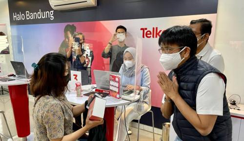 Hari Pelanggan Nasional, Bos Telkomsel Beri Kejutan, Apa Itu?