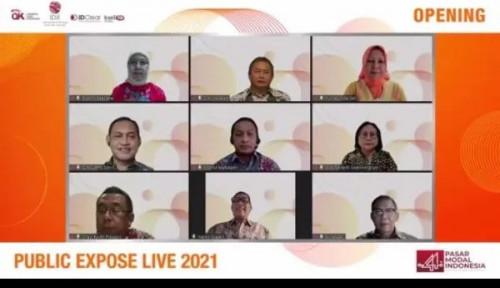 50 Perusahaan Tercatat Ikut Semarakkan Public Expose LIVE 2021