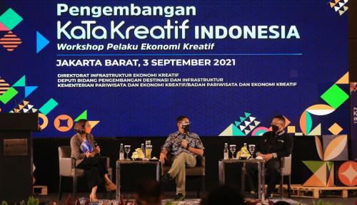 Sandiaga Pacu Kontribusi Ekonomi Industri Kreatif Ibu Kota