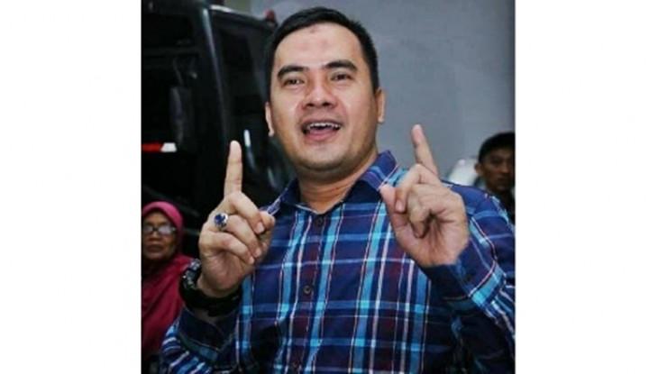 Farhat Abbas Gaet Bang Ipul Buat Gabung ke Partai yang Didirikannya
