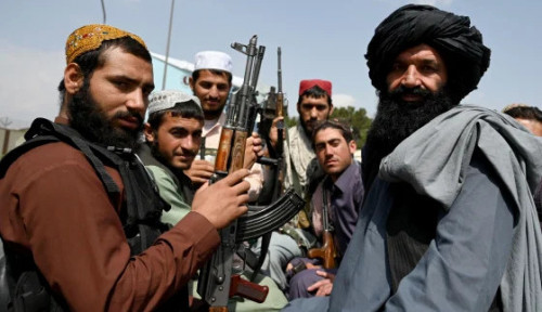 Begini Jaminan Taliban yang akan Bantu Pengungsi Afghanistan