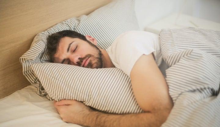 Mantap! Teknik Tidur Ini Bisa Menurunkan Berat Badan