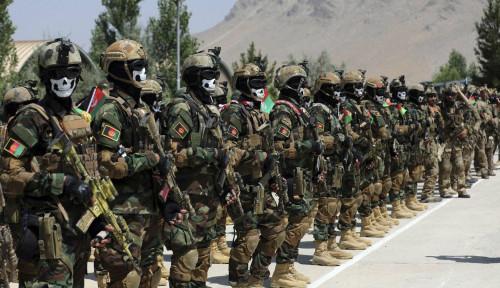 Banyak yang Bertanya, ke Mana Larinya Ratusan Pasukan Khusus Afghanistan yang dilatih Inggris?