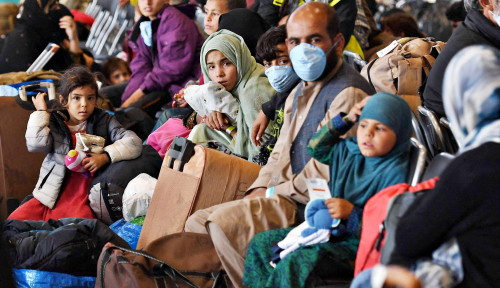 Gawat, UNDP Rilis Laporan Afghanistan Ada di Jurang Kemiskinan Skala Besar