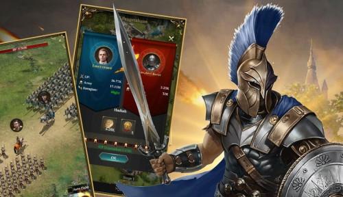 The Lord, Game Mobile Strategi Bertema Kerajaan dari Gravity Game Link