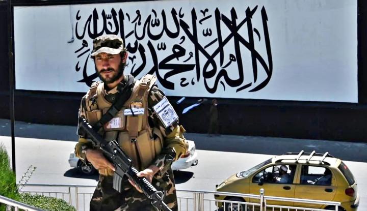 Ini Isi Surat yang Dikirim Taliban untuk PBB