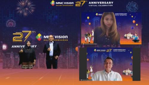 Pacu Pertumbuhan Pelanggan, MNC Vision Agresif Kembangkan Aplikasi Mobile dan Digitalisasi