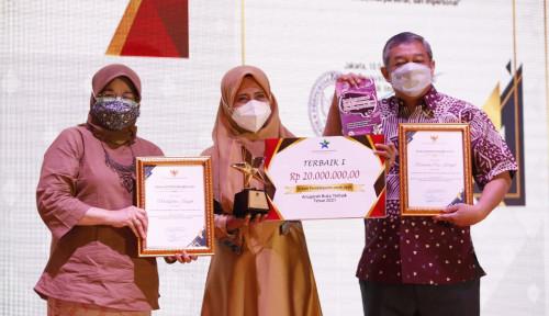 Penghargaan dari Perpusnas untuk Penulis Buku dan Musisi Terbaik