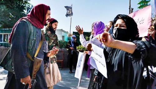 Langsung dari PBB, Taliban Didesak Hentikan Sikap Represif ke Demonstran Afghanistan