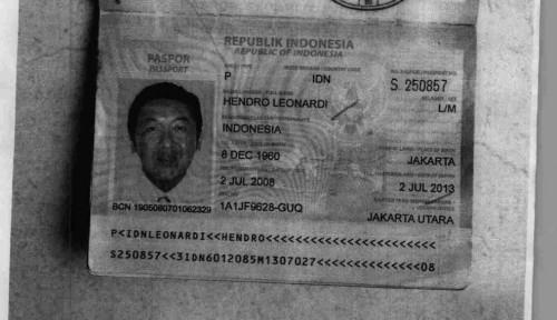 Astaga Naga! Ini Beneran Buronan Kejaksaan Agung Sempat Palsukan Paspor di Jakarta?