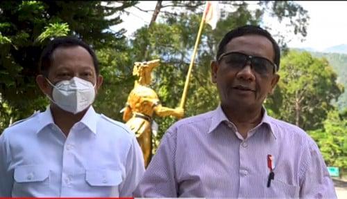 Mahfud MD Pastikan PON Papua Sudah Siap 95 Persen