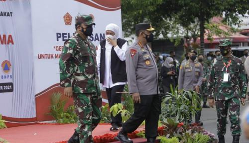 Walau PPKM Turun Level, Mobil Masker Meluncur di Malang Demi...