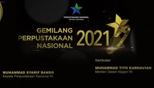 Perpusnas Siap Gelar Gemilang Perpustakaan Nasional Award 2021
