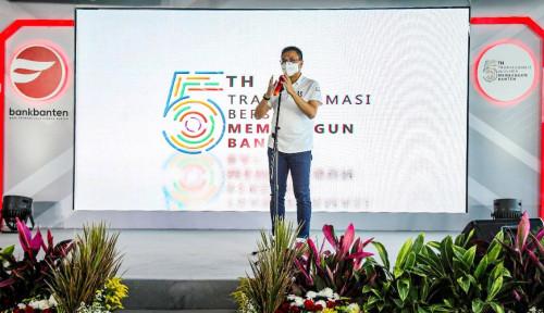 Catat Kenaikan Aset Hingga 28,11%, Dirut Bank Banten Optimis Segera Laba