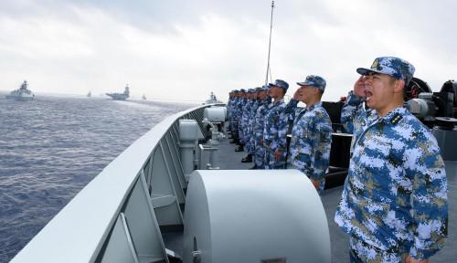 China Peringatkan Tidak Punya Pilihan Selain Perang Jika Taiwan Melanjutkan Tindakan Provokatif