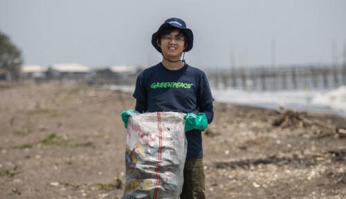 Greenpeace Minta KLHK Buka Roadmap Pengurangan Sampah Galon Sekali Pakai
