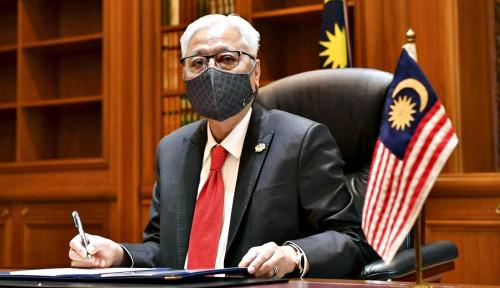Pemerintahan Ismail Sabri Teken MoU bareng Oposisi Anwar Ibrahim, Ini Kesepakatannya