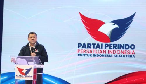 Popularitas & Elektabilitas Partai Perindo Melesat, Emrus Sihombing Sebut Awal Bagus Menuju Senayan