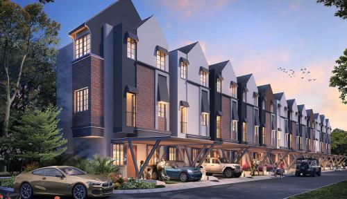Synthesis Development Hadirkan Rumah Bergaya Skandinavia di Jakarta