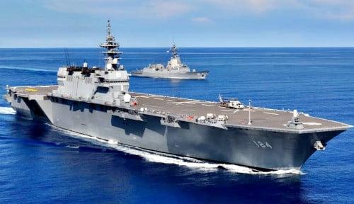 Serius Gebuk China di Laut China Selatan, Amerika bakal Hadirkan Armadanya di Pasifik