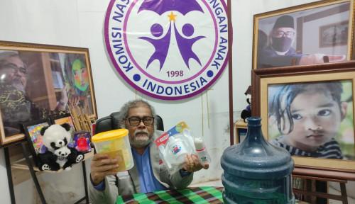 Komnas Perlindungan Anak dan YLKI Sama-Sama Dukung Pelabelan Kemasan Plastik Mengandung BPA