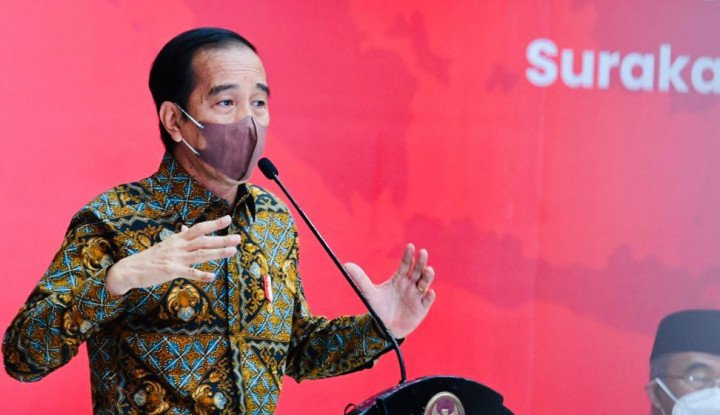 Jokowi Memikirkan Partai Lain, Tidak Mau Tiga Periode