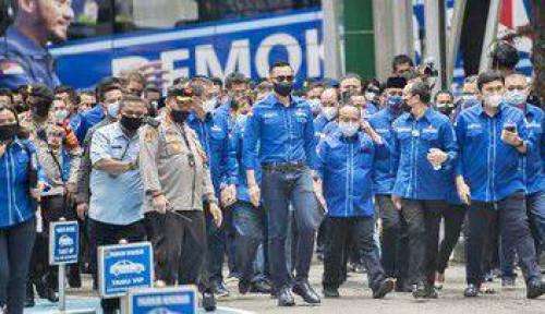 Kelakuan Pasukan AHY Ditelanjangi Pengamat: Aksi Massa Anak SBY Tindakan Primitif!