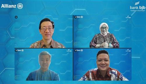 Allianz Indonesia Gandeng bank bjb dalam Kerja Sama Bancassurance