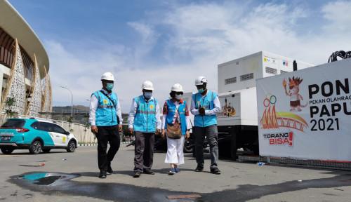 Dukung Penyelenggaraan PON XX Papua, PLN Kucurkan Dana Rp313 Miliar